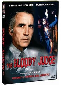 The Bloody Judge (Le juge sanglant) - DVD