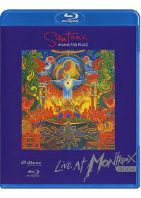 Santana - Live At Montreux 2004 - Hymns For Peace - Blu-ray