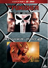 Spider-Man 2 + Punisher (Pack) - DVD
