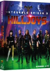 Killjoys - Saison 3 - Blu-ray