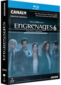 Engrenages - Saison 6 - Blu-ray