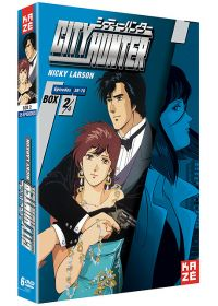 City Hunter - Nicky Larson - Box 2/4 - DVD