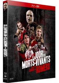 Le Jour des morts vivants (Édition Collector Blu-ray + DVD) - Blu-ray