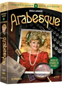 Arabesque - Saison 4 - Blu-ray
