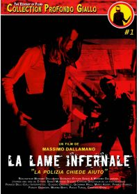 La Lame infernale - DVD
