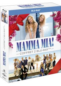 Mamma Mia! + Mamma Mia! Here We Go Again (Blu-ray + Digital) - Blu-ray