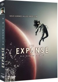 The Expanse - Saisons 1 & 2 - DVD