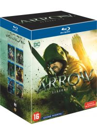 Arrow - Saisons 1 - 6 - Blu-ray