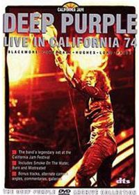 Deep Purple - Live in California 74 - DVD