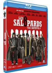 Les 8 salopards - Blu-ray