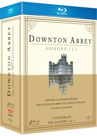 Downton Abbey - Saisons 1 à 3 - Blu-ray