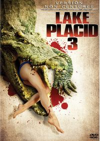 Lake Placid 3 (Non censuré) - DVD