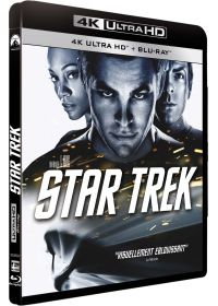 Star Trek (4K Ultra HD) - Blu-ray 4K