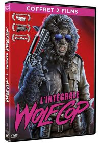 Wolfcop + Another Wolfcop (DVD + Copie digitale) - DVD