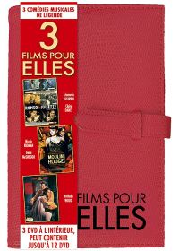 3 films pour elles : 3 comédies musicales - Notebook 3 DVD (Pack) - DVD