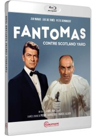 Fantomas contre Scotland Yard - Blu-ray