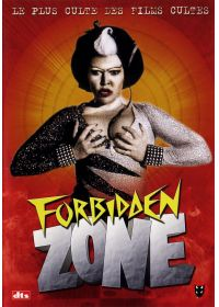 Forbidden Zone - DVD