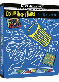 Do the Right Thing (4K Ultra HD + Blu-ray - SteelBook édition limitée) - 4K UHD