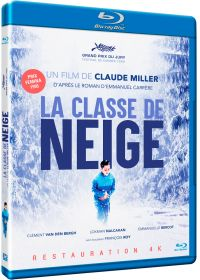La Classe de neige (Version restaurée 4K) - Blu-ray