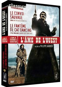 2 films de Richard Sarafian - Coffret - Le convoi sauvage + Le fantôme de Cat Dancing (Édition Collector) - DVD