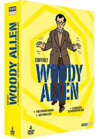 Coffret Woody Allen - Hollywood Ending + Anything Else + Le sortilège du scorpion de jade - DVD