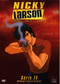 Nicky Larson - Saison 1 - Vol. 2 - DVD
