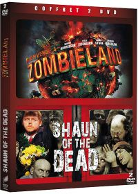 Coffret Zombies - Bienvenue à Zombieland + Shaun of the Dead (Pack) - DVD