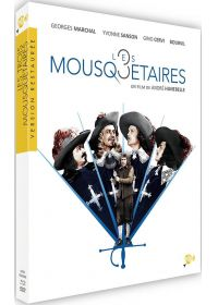 Les Trois Mousquetaires (Combo Collector Blu-ray + DVD) - Blu-ray