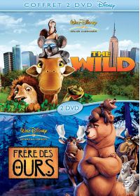 The Wild + Frère des ours - DVD