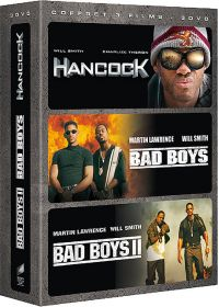 Hancock + Bad Boys + Bad Boys II (Pack) - DVD