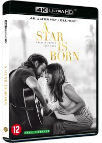 A Star Is Born (4K Ultra HD + Blu-ray) - 4K UHD