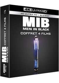 Men In Black - Coffret 4 films (4K Ultra HD + Blu-ray) - 4K UHD