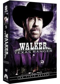 Walker, Texas ranger - Saison 5 - DVD