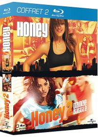 Honey + Honey 2 : Dance Battle - Blu-ray