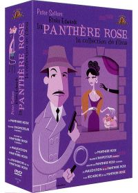 La Panthère rose - la collection de films - DVD