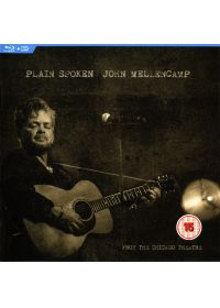 John Mellencamp - Plain Spoken, from The Chicago Theatre (Blu-ray + CD) - Blu-ray