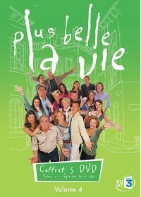 Plus belle la vie - Volume 4 - DVD