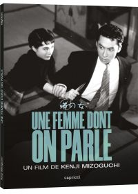 Une femme dont on parle (Combo Blu-ray + DVD) - Blu-ray