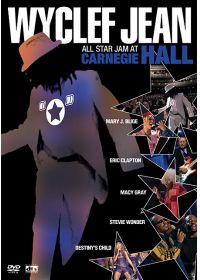 Jean, Wyclef - All Star Jam at Carnegie Hall - DVD