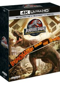 Jurassic Park Collection (Collection 25ème anniversaire - 4K Ultra HD + Blu-ray + Digital) - 4K UHD