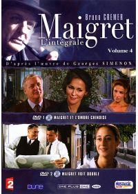 Maigret - La collection - Vol. 4 - DVD