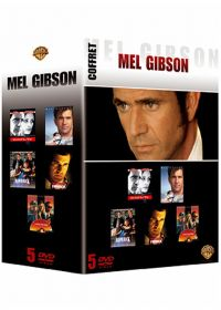 Mel Gibson - Coffret - Complots + Forever Young + Maverick + Payback + Tequila Sunrise - DVD