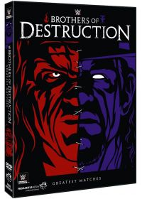 Brothers of Destruction : Greatest Matches - DVD