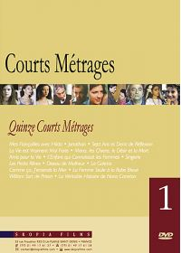 Courts-métrages : Quinze courts-métrages - DVD
