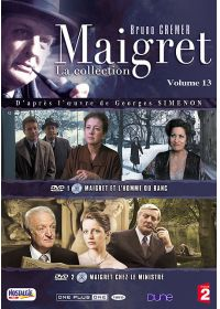 Maigret - La collection - Vol. 13 - DVD