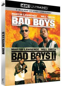 Bad Boys I & II (4K Ultra HD + Blu-ray) - 4K UHD