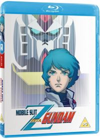 Mobile Suit Zeta Gundam - Partie 1 (Édition Collector) - Blu-ray