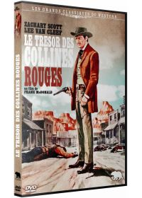 Le Tresor des collines rouges - DVD
