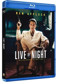 Live by Night (Blu-ray + Copie digitale) - Blu-ray
