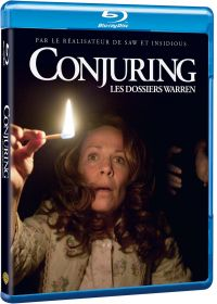Conjuring : les dossiers Warren (Warner Ultimate (Blu-ray)) - Blu-ray